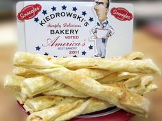 The next time you're in the Cleveland area, take a 40-minute drive out of the city to visit Kiedrowski's Simply Delicious Bakery, founded by Tim and Terri Kiedrowski in 1984. The spot specializes in Polish baked goods, doughnuts, breads, and cakes, and stepping into the Amherst landmark feels like stepping straight into your grandmother's kitchen.Go there for…The Snoogle™: The Snoogle™ was created by accident late one night in the kitchen, but this airy pastry dough with cream cheese filling…