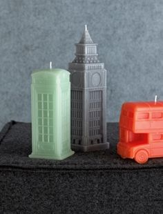LONDON CANDLES from Bliss Living Home $13-$16.