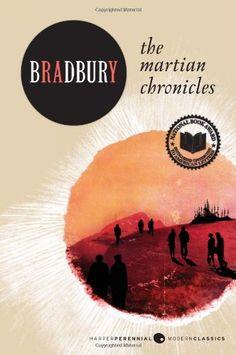 The Martian Chronicles by Ray Bradbury http://www.amazon.com/dp/006207993X/ref=cm_sw_r_pi_dp_gtn8tb120XTNB