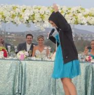 A video of a wedding speech has gone viral online. It begins as a normal toast, and then the maid...
