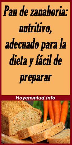 Vegan Vegetarian, Vegetarian Recipes, Healthy Recipes, Pan Dulce, Healthy Menu, Pan Bread, Bread And Pastries, Homemade Desserts, Sin Gluten