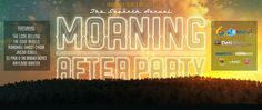 Front Gate Tickets: Morning After Party 2013 | Friday, March 15, 2013 | 11:30am-5:30pm | FrontGate Tickets - Parking Lot | 1711 S. Congress Ave. | Austin, TX 78704