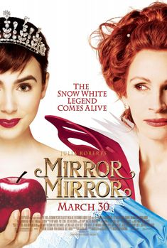Mirror Mirror, such a funny take on snow white! Loved it