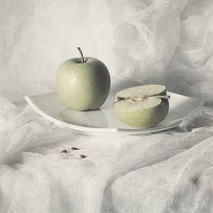 Apple Still Life Photography
