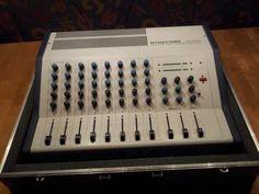 Dynacord ES 820 Stereo-Powermixer gebraucht in Bayern - Sulzbach-Rosenberg | Musikinstrumente und Zubehör gebraucht kaufen | eBay Kleinanzeigen