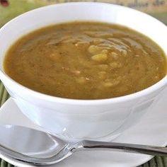 Split Pea Soup Atu Recipe: