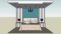 Dormitório Casal - 3D Warehouse