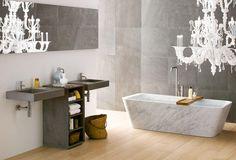 37 ovanligt vackra badrum – Sköna hem