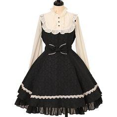 Angelic Pretty, Princess, Rose, Shopping, Dresses, Products, Fashion, Vestidos, Moda