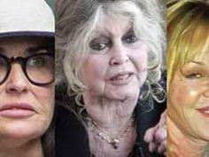 celebrity, které zestárly do strašné podoby Celebrity, Celebs, Famous People