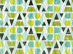 Pattern snippet by Leah