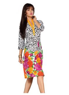 Magnetic Stylish Cotton Kurti gunjfashion.com