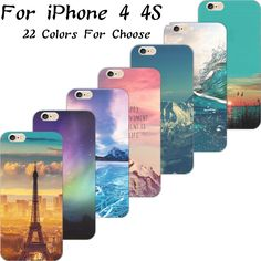 4 4S Painting Beautiful Scenery Elk TPU Cover For Apple iPhone 4 iPhone 4S Cases Case For Phone4S Phone Shell Best Choose Hot #clothing,#shoes,#jewelry,#women,#men,#hats,#watches,#belts,#fashion,#style