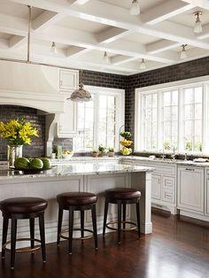 Granite Kitchen Countertops - all things granite (colors, styles, maintenance, etc.)