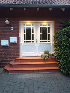 Brunkhorst Haustüren - New Ideas Garage Doors, Sweet Home, Gallery, Garden, Outdoor Decor, School, Home Decor, Decoration Home, House Entrance