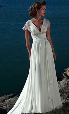 Wow, dress.