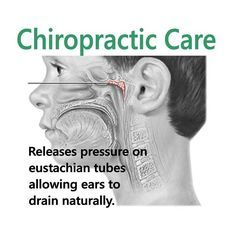 Does your child get ear infections? A chiropractic adjustment releases pressure within the ear to allow normal drainage. Try chiropractic before antibiotics or DRILLING holes in your kids ears! #chiropractic http://DrJockers.com