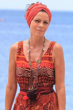 BBC One - Death in Paradise - Catherine Bordey  (Elizabeth Bourgine)