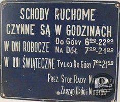 W dni świąteczne schody jeżdżą tylko do góry / PRL / Pewex Poland Country, Retro, Scary Funny, Funny Mems, Old Advertisements, Reality Check, Warsaw, The Past, Childhood