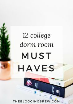 12 College Dorm Room Must Haves Part 58