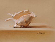 В песочных тонах пастели - Art Journal