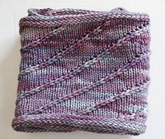 Hartwell Scarf by Karin Michele free pattern