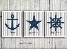 Petit Cotó: Decoración estilo Navy