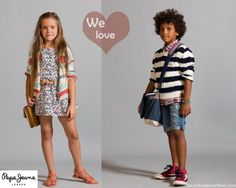 Kids, Marcas Moda Infantil, Pepe Jeans   www.lacasitademartina.com