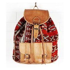 #Pinspiration. Bag bag bag. Backpack etnic