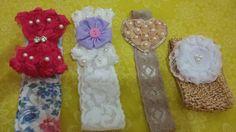 Faixas diversas cores