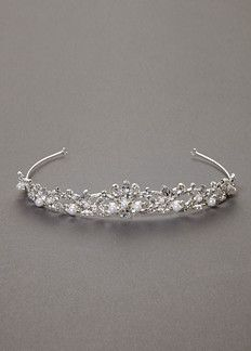 My wedding day tiara