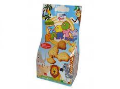 Biscuiti Buongiorno Bio ZooParty din spelta cu orez (fara zahar, fara lapte, fara oua) 350g