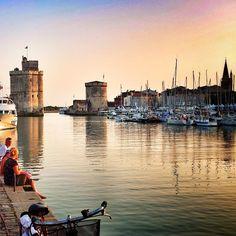 La Rochelle, my love.