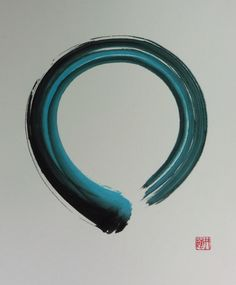 Enso Blue and Black