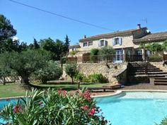 Between Luberon and Alpilles mountains, charming bastide and its equestrian property.  €1,880,000/£1,510,110