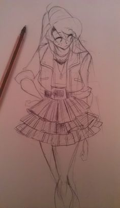 Sees outfit irl, thinks how cute it'd look on your characters instead