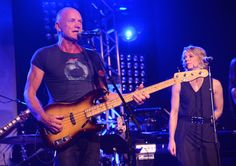 Sting to Join No Doubt at Global Citizen Festival