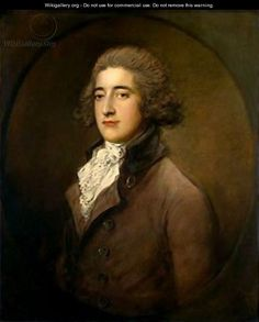 John. 4th Earl of Darnley - Thomas Gainsborough