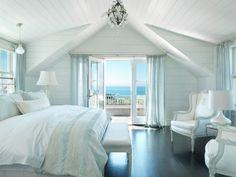 Schlafzimmer am Meer - http://wohnideenn.de/wohnideen/12/schlafzimmer-am-meer.html #Wohnideen