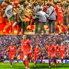 Liverpool FC - 14/04/2016