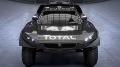 #Peugeot2008DKR #Peugeot #ConceptCar #Dakar #Competition #Race2008 DKR 16 2015-09-22 10:58:04