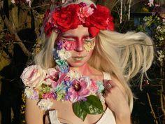 Makeup Addiction: Somuchviolentglitter's NYX Face Awards Entry