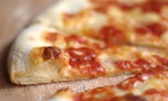 NY style pizza slice