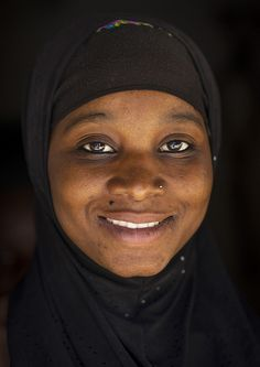 Muslim Woman, Island Of Mozambique, Mozambique | Flickr - Photo Sharing! | © Eric Lafforgue