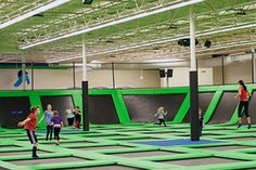 Launching Pad Raleigh | Triangle's Largest Trampoline Park