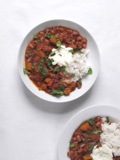 Vegetarian Brown Ale Chili with Winter Squash