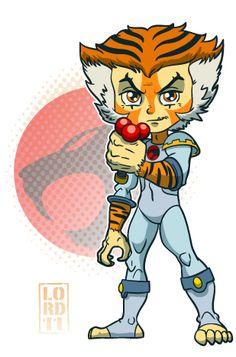 Lil Tygra - Thundercats - lordmesa.deviantart.com