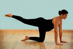 These exercises are great for you during your pregnancy, as well as after baby too! Get ready to get toned and feel good.