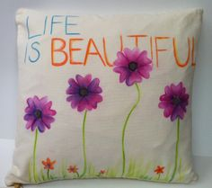 Postive Thoughts for A Sunday by Meryem Rogan on Etsy