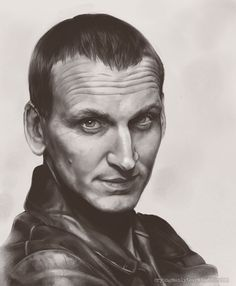Nine.  Christopher Eccleston, the man who renewed my love for Doctor Who